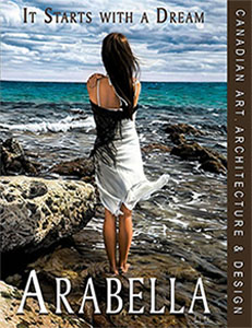 ARABELLA - It Starts with a Dream book