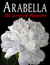 ARABELLA Love of Flowers Book
