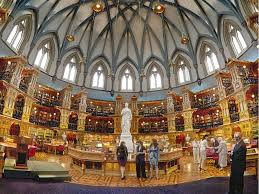 Parliamentary library